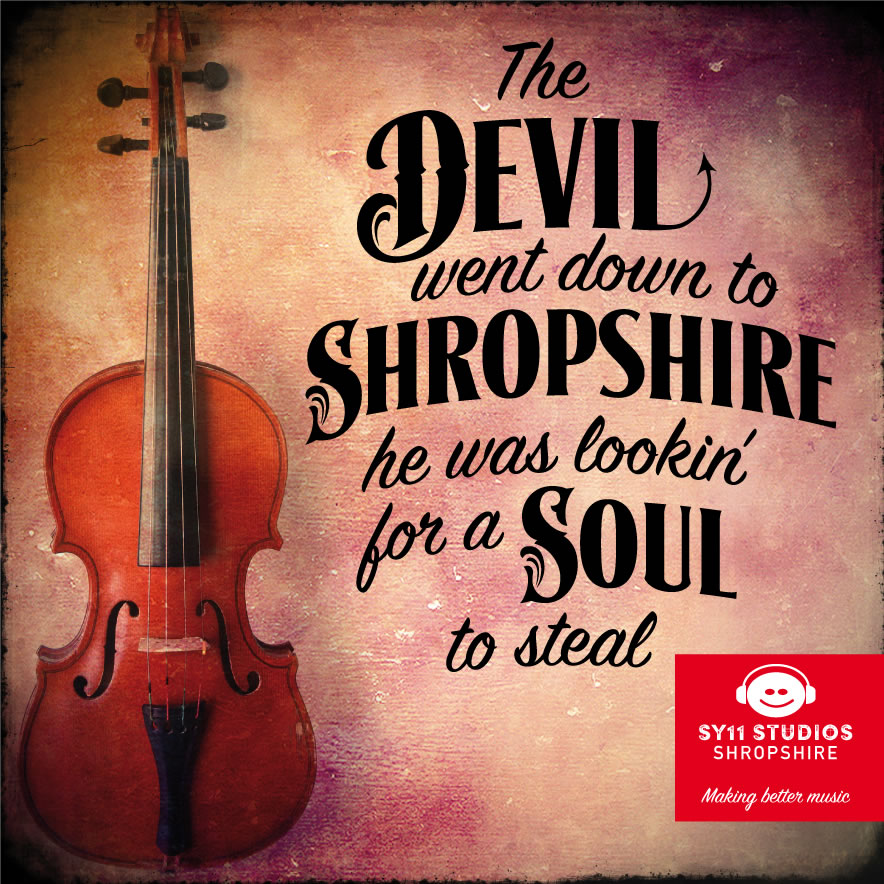 The Devil went down to Shropshire