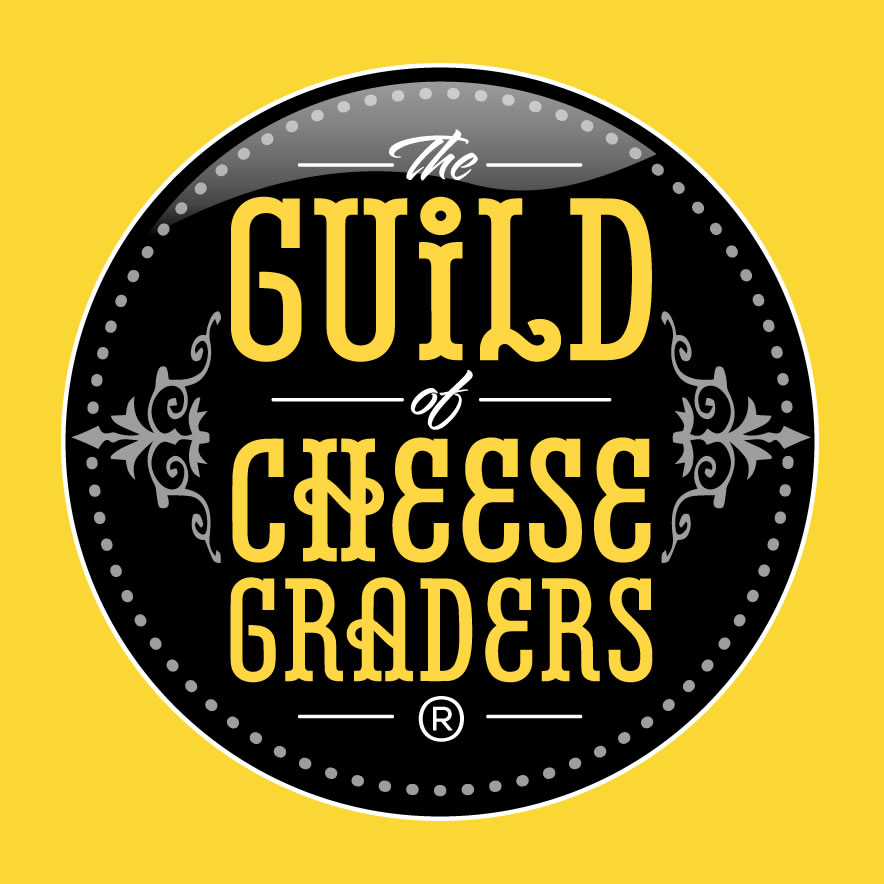 The Guild of Cheese Graders - Brand design & website